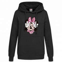 Толстовка жіноча Minnie Mouse