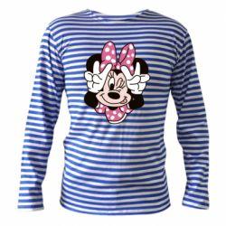 Тільник з довгим рукавом Minnie Mouse