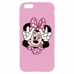 Чохол для iPhone 6 Plus/6S Plus Minnie Mouse