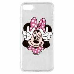 Чохол для iPhone 7 Minnie Mouse