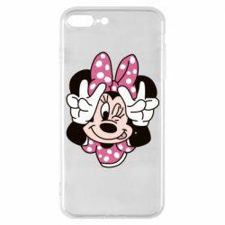 Чохол для iPhone 7 Plus Minnie Mouse