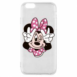 Чохол для iPhone 6/6S Minnie Mouse