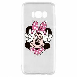 Чохол для Samsung S8 Minnie Mouse