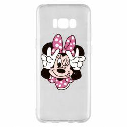 Чохол для Samsung S8+ Minnie Mouse