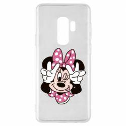 Чохол для Samsung S9+ Minnie Mouse