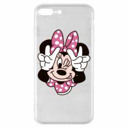 Чохол для iPhone 8 Plus Minnie Mouse