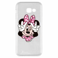 Чохол для Samsung A5 2017 Minnie Mouse