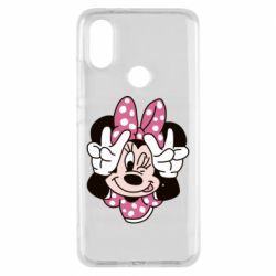 Чехол для Xiaomi Mi A2 Minnie Mouse