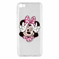 Чехол для Xiaomi Mi5/Mi5 Pro Minnie Mouse