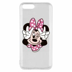Чехол для Xiaomi Mi6 Minnie Mouse