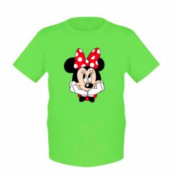 Детская футболка Minnie
