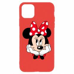 Чехол для iPhone 11 Minnie