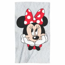 Полотенце Minnie