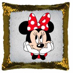 Подушка-хамелеон Minnie