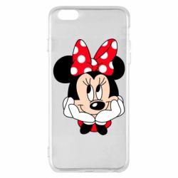 Чехол для iPhone 6 Plus/6S Plus Minnie