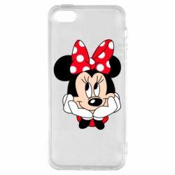 Чехол для iPhone5/5S/SE Minnie