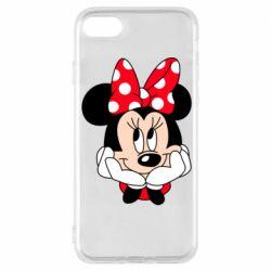Чехол для iPhone 8 Minnie