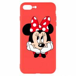 Чехол для iPhone 8 Plus Minnie