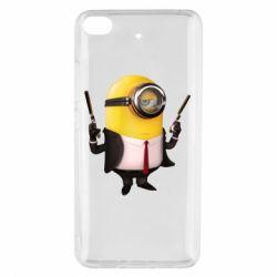 Чехол для Xiaomi Mi 5s Миньон Хитман