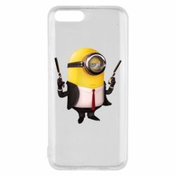Чехол для Xiaomi Mi6 Миньон Хитман