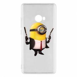 Чехол для Xiaomi Mi Note 2 Миньон Хитман
