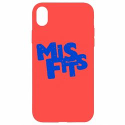 Чохол для iPhone XR Misfits Logo