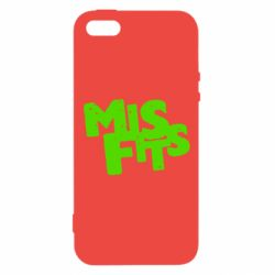 Чохол для iphone 5/5S/SE Misfits Logo