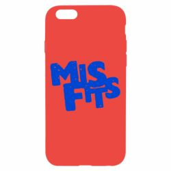 Чохол для iPhone 6/6S Misfits Logo