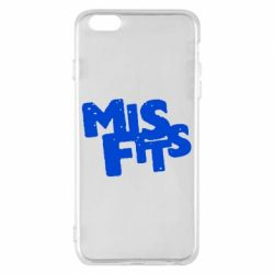 Чохол для iPhone 6 Plus/6S Plus Misfits Logo