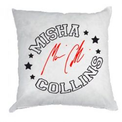 Подушка misha collins - FatLine