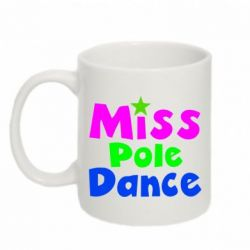 Кружка 320ml Miss Pole Dance - FatLine