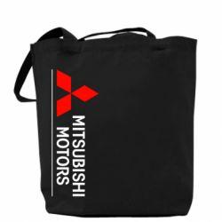 Сумка Mitsubishi Motors лого