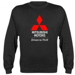 Реглан (свитшот) Mitsubishi Motors - FatLine
