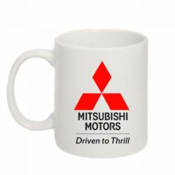 Кружка 320ml Mitsubishi Motors