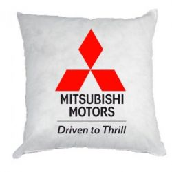 Подушка Mitsubishi Motors - FatLine