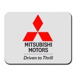 Коврик для мыши Mitsubishi Motors - FatLine
