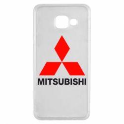 Чехол для Samsung A3 2016 Mitsubishi small