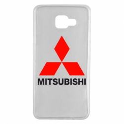 Чехол для Samsung A7 2016 Mitsubishi small