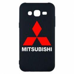 Чехол для Samsung J5 2015 Mitsubishi small