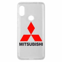 Чохол для Xiaomi Redmi Note Pro 6 Mitsubishi small