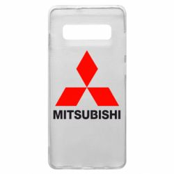 Чехол для Samsung S10+ Mitsubishi small