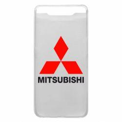 Чехол для Samsung A80 Mitsubishi small