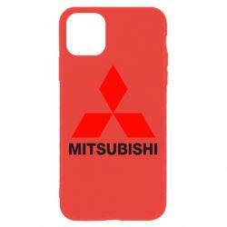 Чехол для iPhone 11 Mitsubishi small
