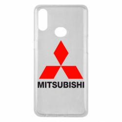 Чехол для Samsung A10s Mitsubishi small