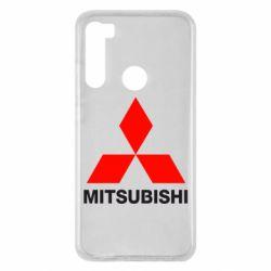 Чохол для Xiaomi Redmi Note 8 Mitsubishi small