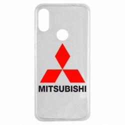 Чохол для Xiaomi Redmi Note 7 Mitsubishi small