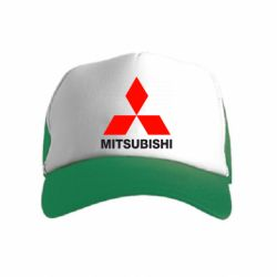 Детская кепка-тракер Mitsubishi small