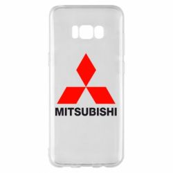 Чехол для Samsung S8+ Mitsubishi small