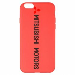 Чохол для iPhone 6 Plus/6S Plus Mitsubishi vert