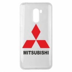 Чехол для Xiaomi Pocophone F1 MITSUBISHI - FatLine